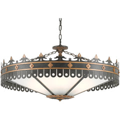 Currey and Company Berkeley Chandelier 9000-0181 - LOVECUP
