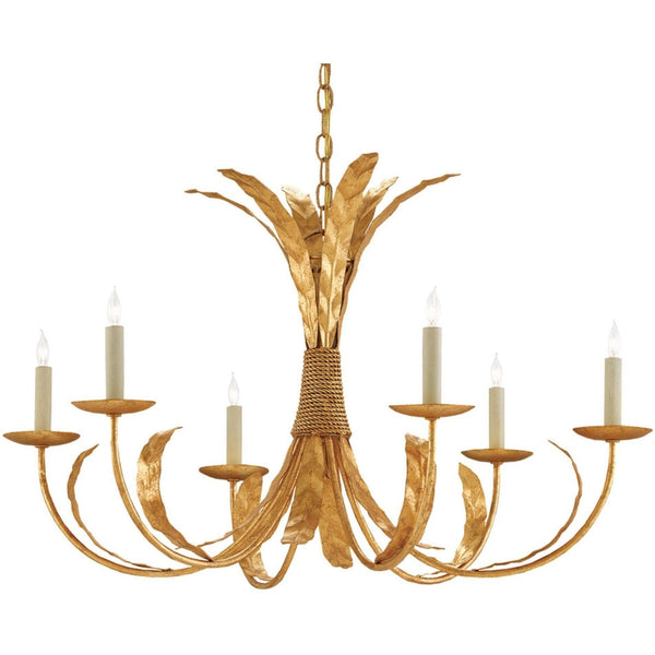 Currey and Company Bette Chandelier 9000-0186