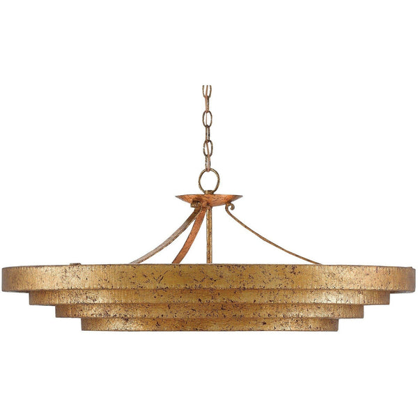 Currey and Company Belle Chandelier 9000-0187
