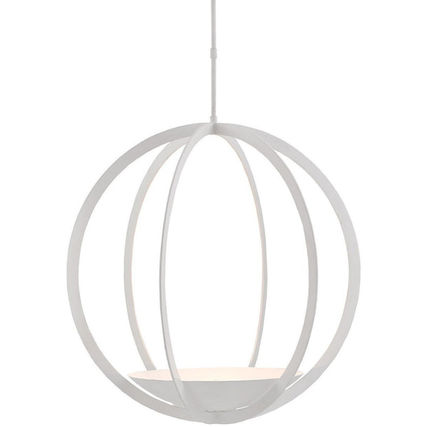 Currey and Company Moondance Orb Chandelier 9000-0211