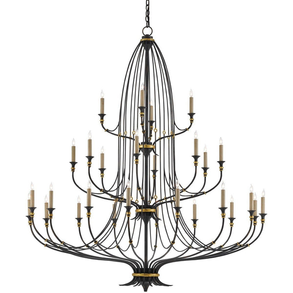 Currey and Company Folgate Chandelier 9000-0213