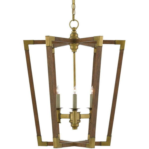 Currey and Company Bastian Chandelier, Small 9000-0220