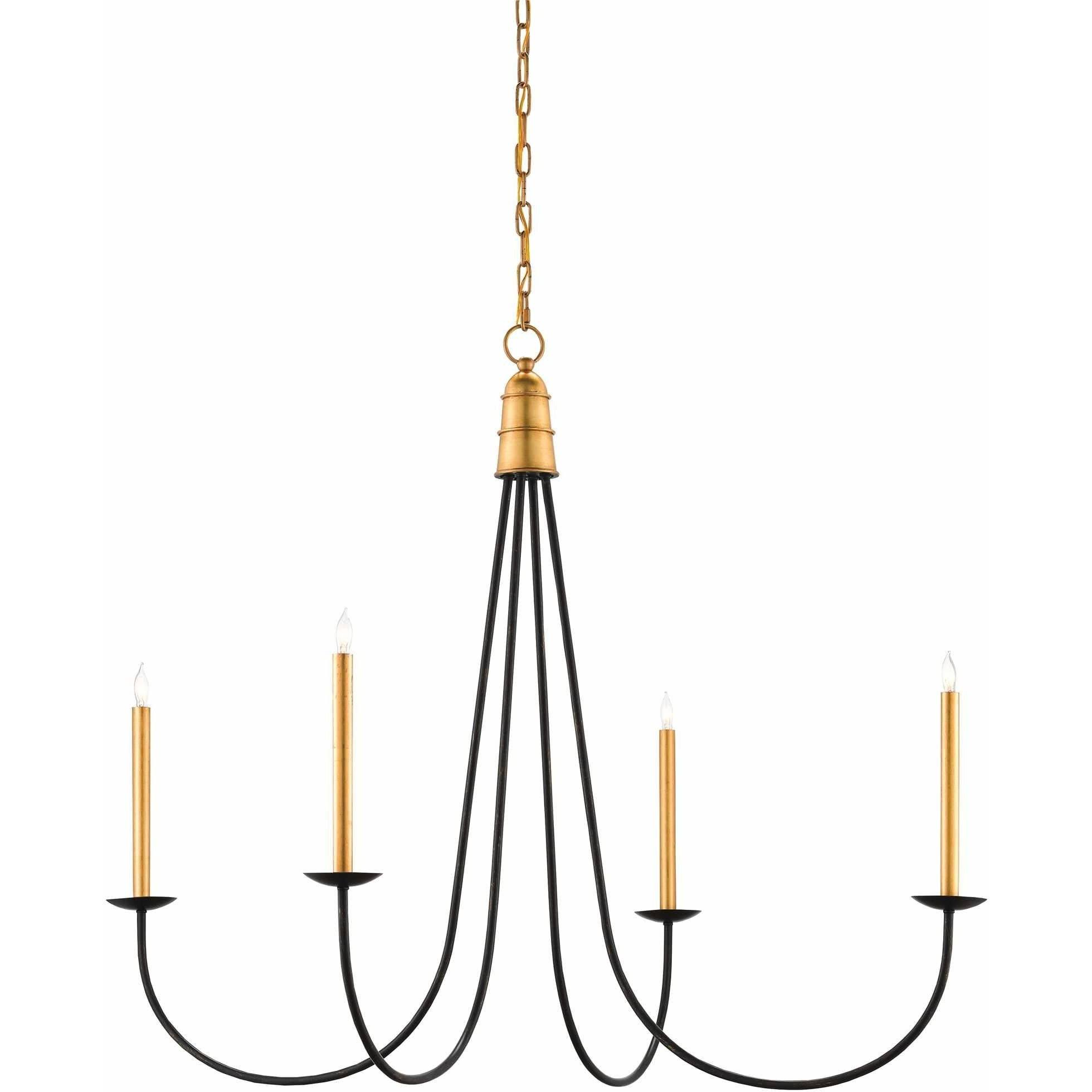 Currey and Company Ogden Chandelier 9000-0233 - LOVECUP