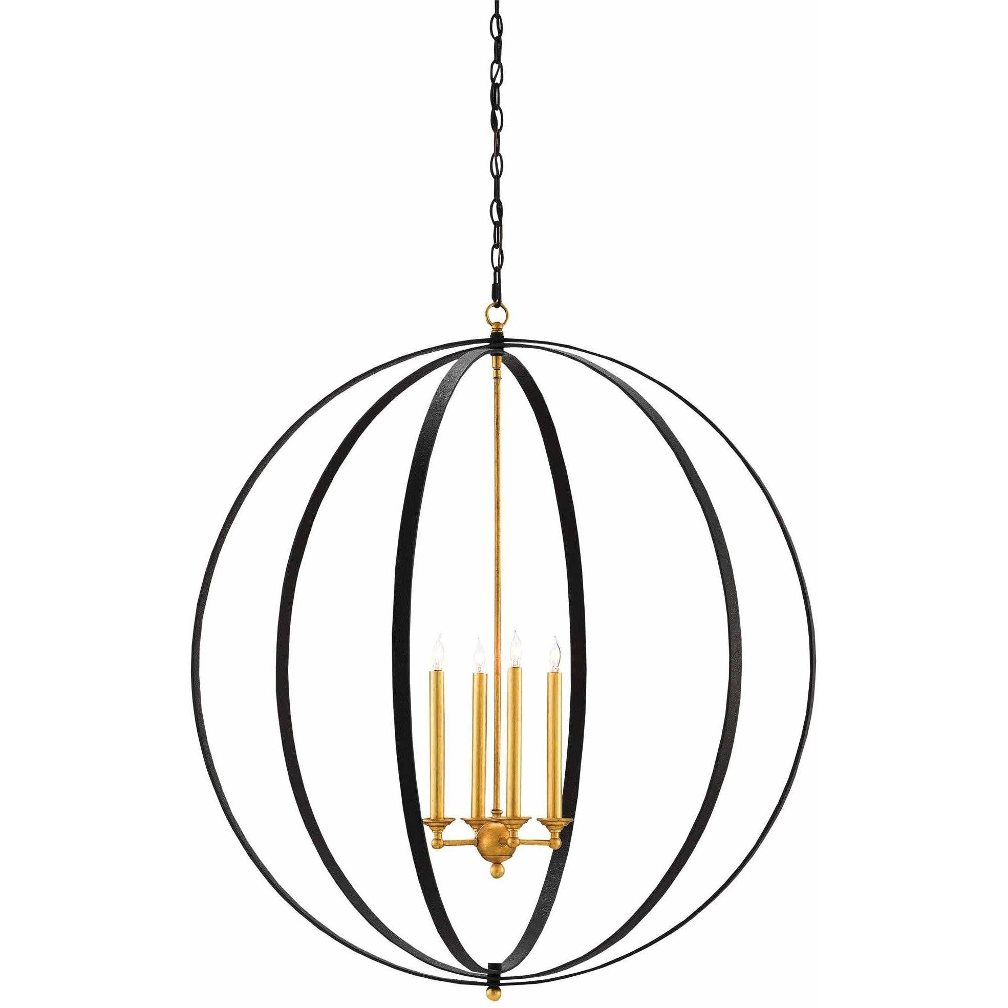 Currey and Company Ogden Orb Chandelier 9000-0238 - LOVECUP