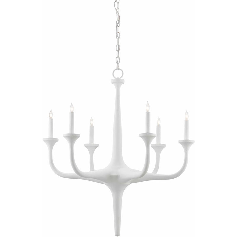 Currey and Company Albion Chandelier 9000-0255 - LOVECUP