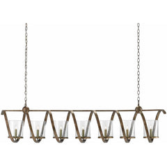 Currey and Company Maximus Grande Chandelier 9000-0263 - LOVECUP