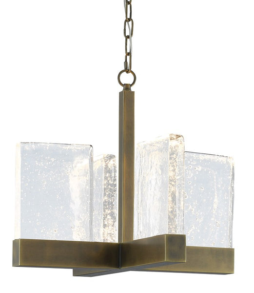 Currey and Company Penzance Chandelier 9000-0305