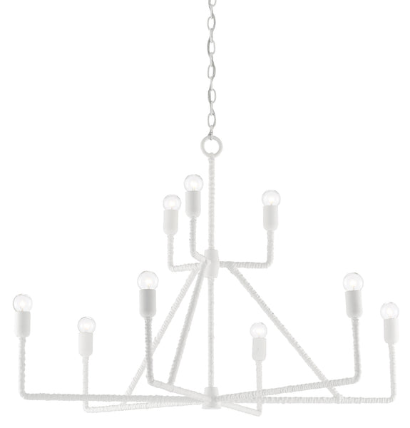 Currey and Company Trilling Chandelier 9000-0378