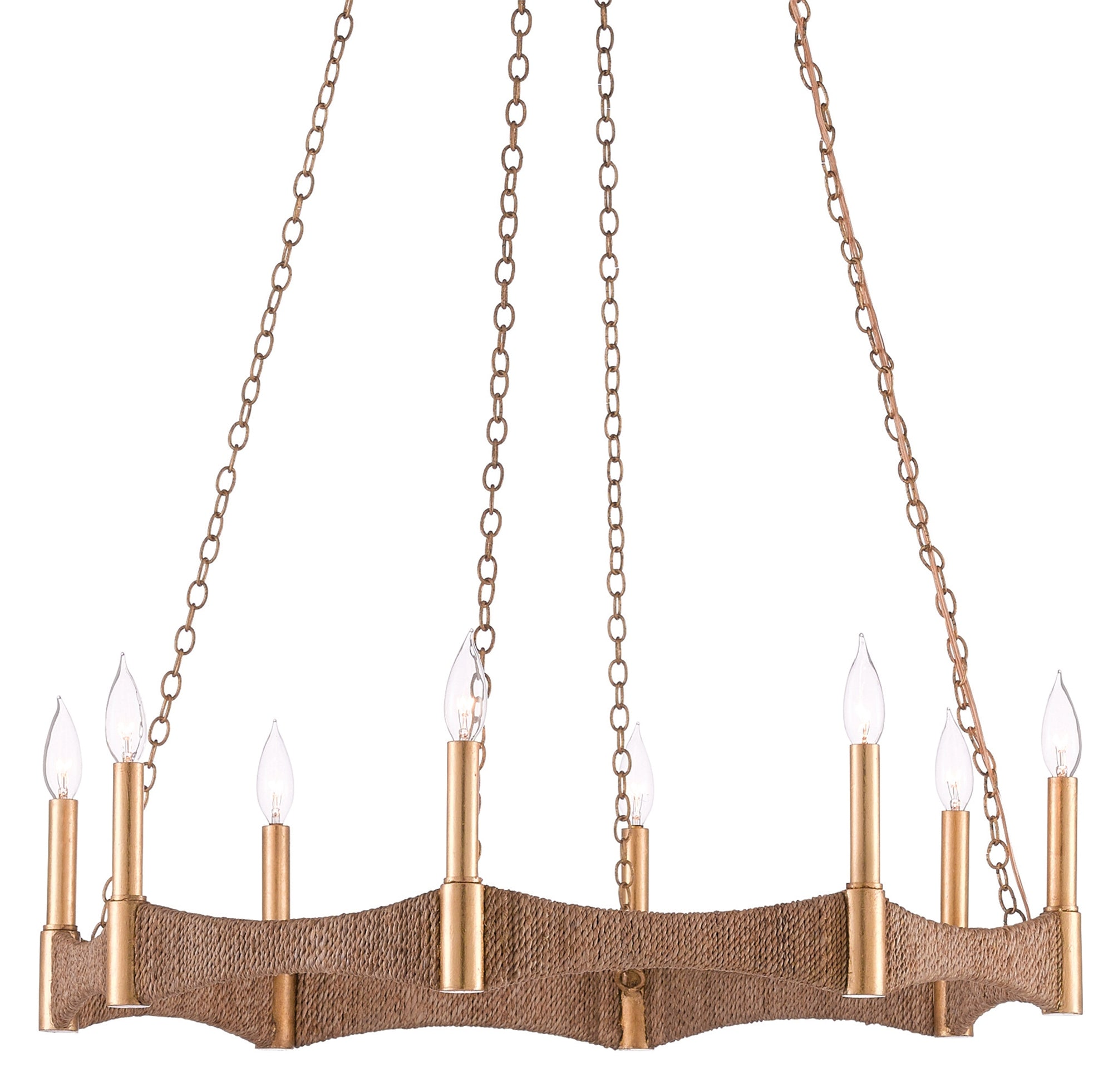 Currey and Company Mallorca Chandelier 9000-0402