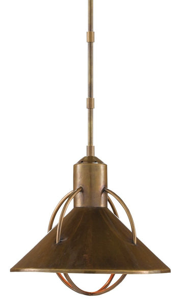 Currey and Company Aldington Pendant 9000-0408