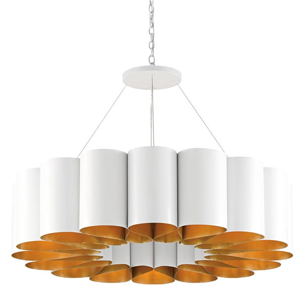 Currey and Company Chauveau Chandelier 9000-0513