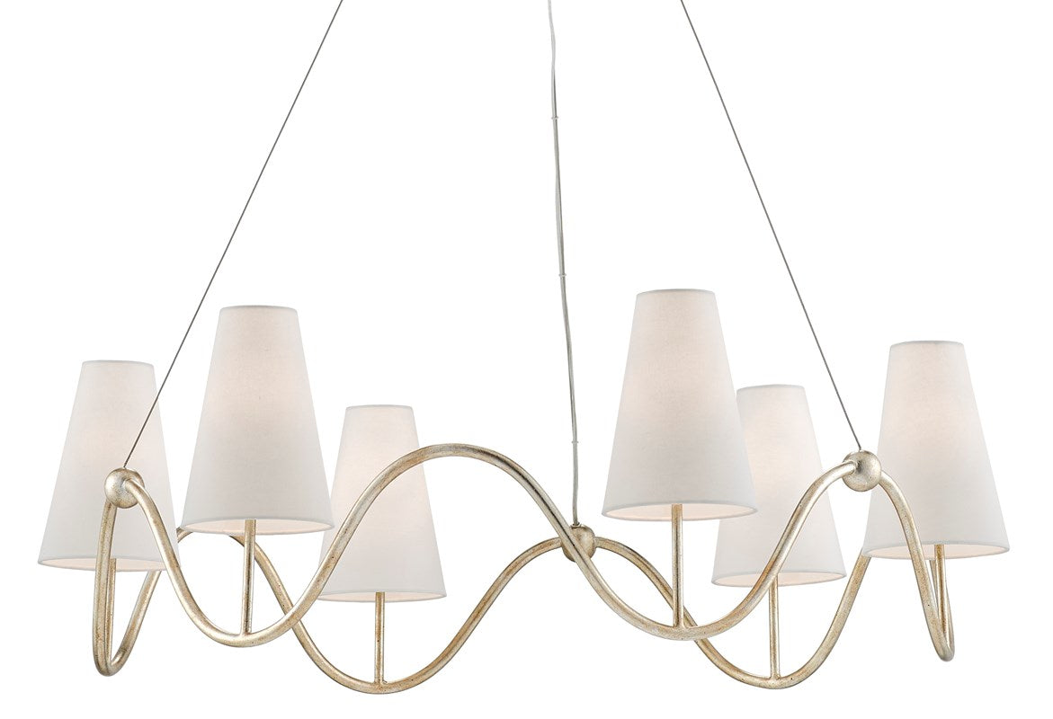 Currey and Company Kadir Chandelier 9000-0526