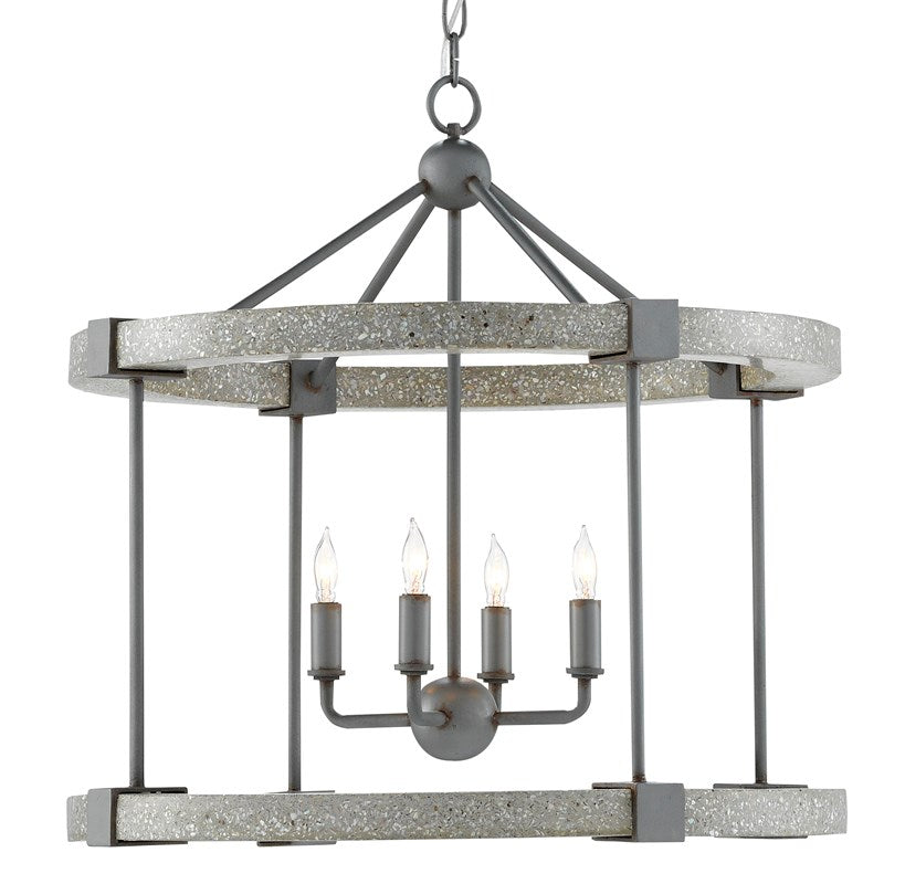 Currey and Company Bannerman Lantern 9000-0529