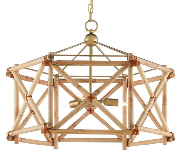 Currey and Company Kingali Lantern 9000-0552
