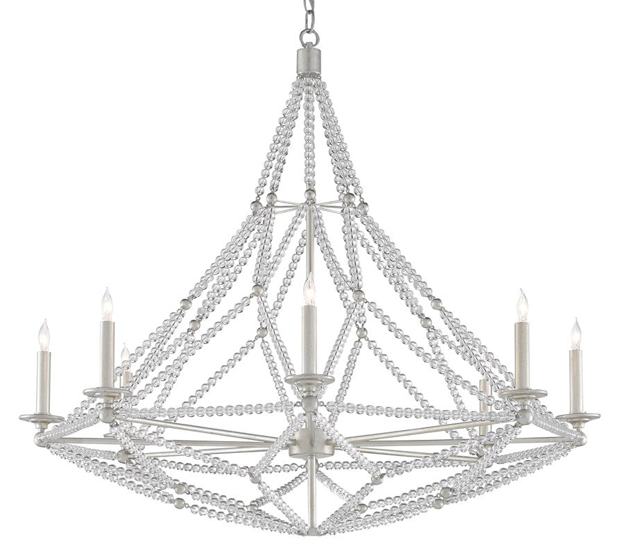 Currey and Company Danseur Chandelier 9000-0558