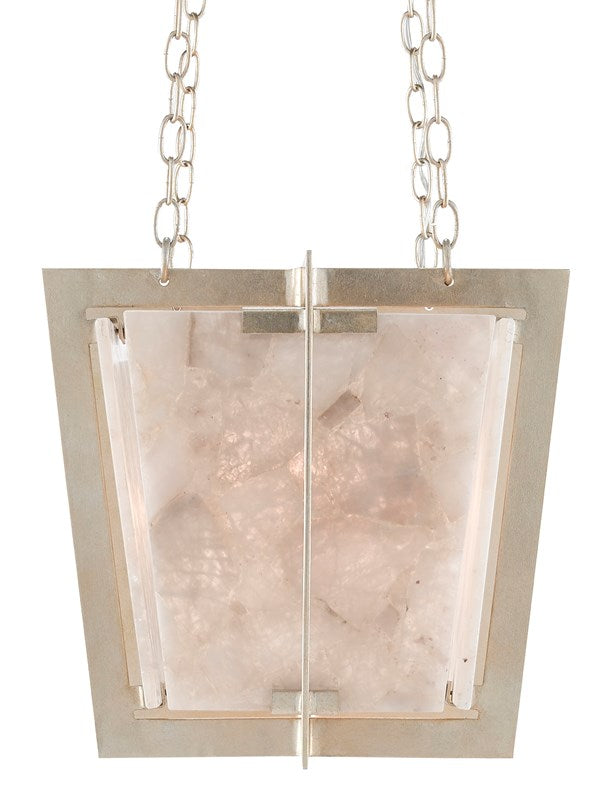 Currey and Company Berenson Rectangular Chandelier 9000-0570