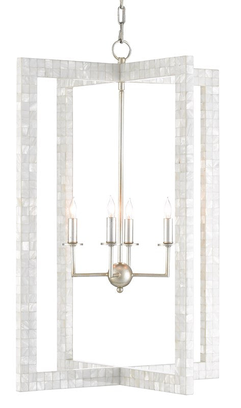 Currey and Company Arietta Chandelier 9000-0575