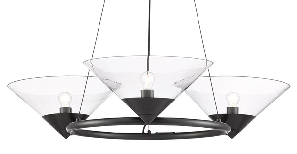 Currey and Company Maisonette Chandelier 9000-0583