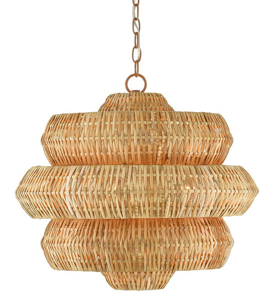 Currey and Company Antibes Small Chandelier 9000-0604