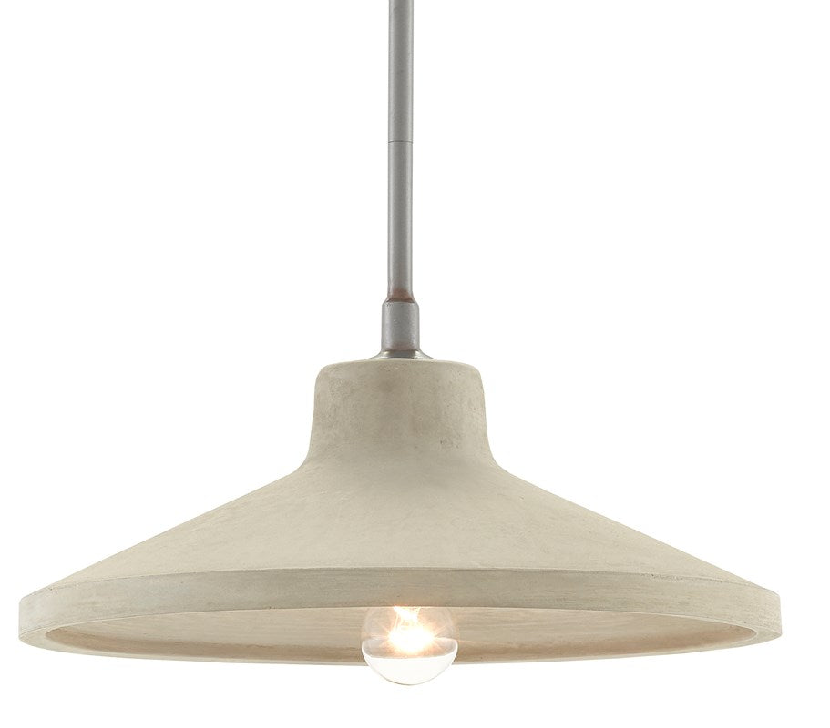 Currey and Company Stonemoss Pendant 9000-0627