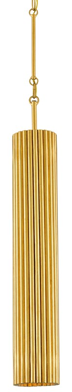 Currey and Company Penfold Gold Pendant 9000-0629
