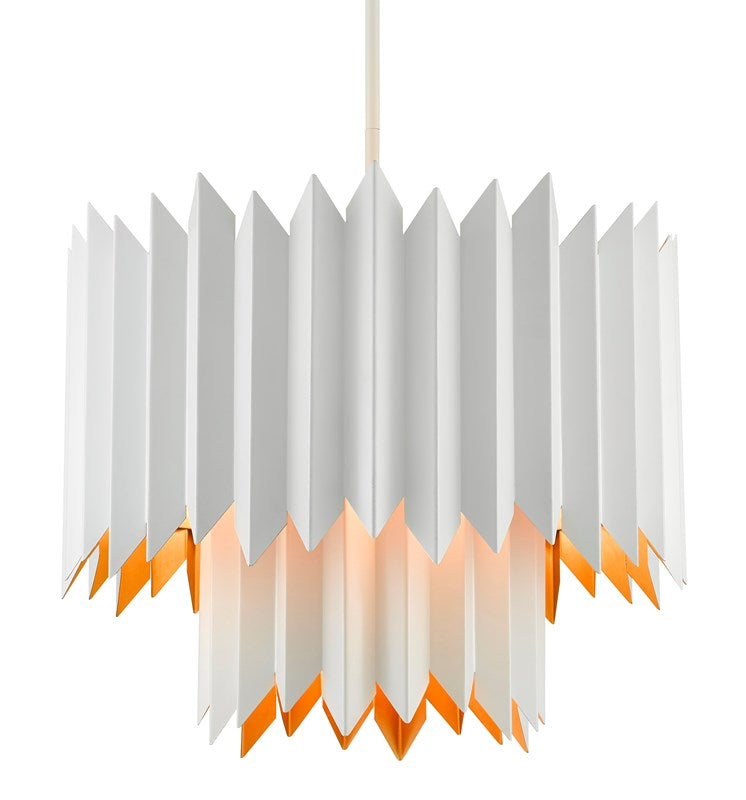 Currey and Company Syrie Chandelier 9000-0632