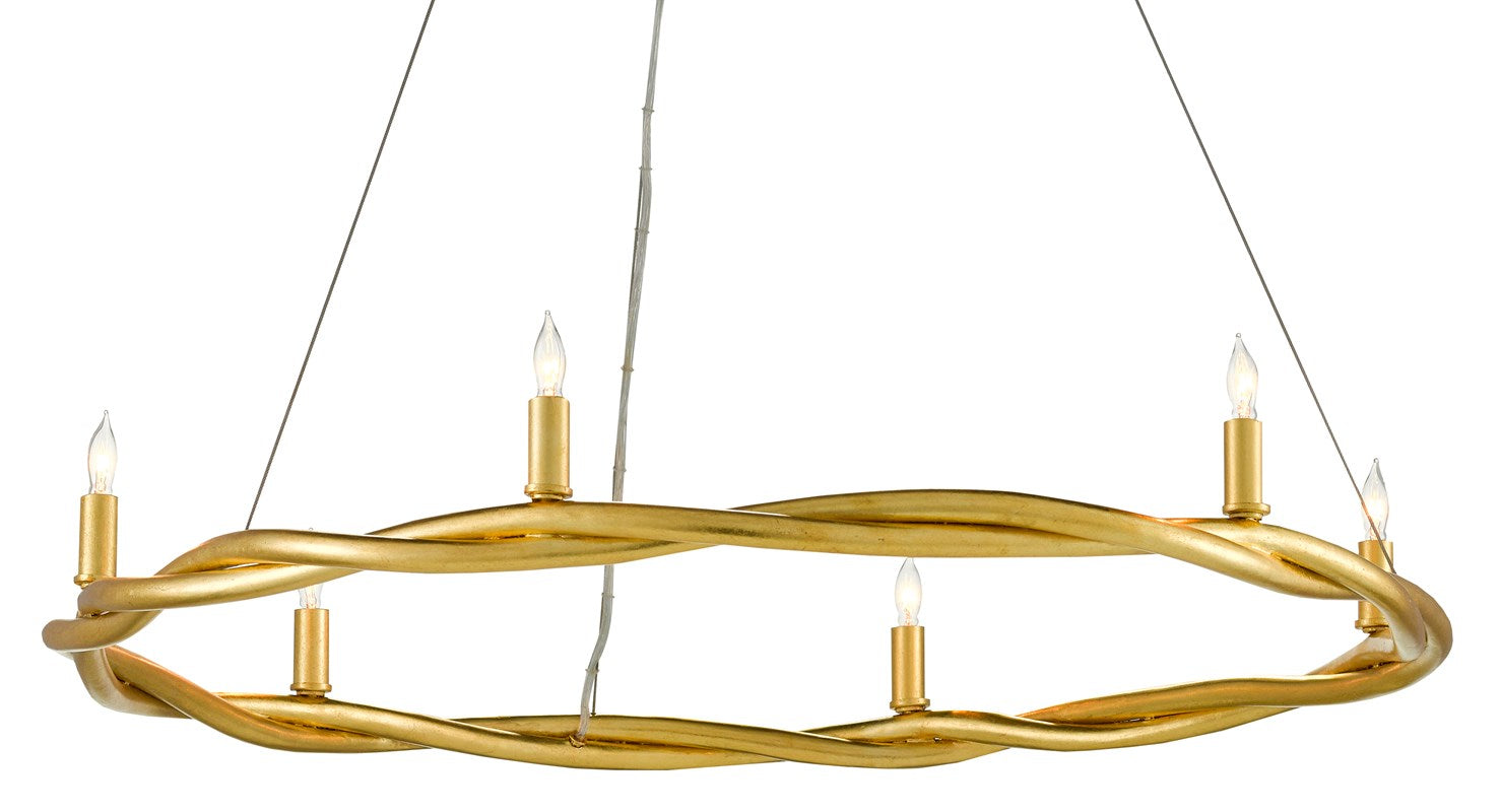 Currey and Company Soliloquy Chandelier 9000-0643