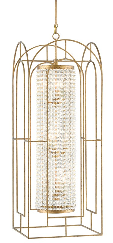 Currey and Company Elspeth Chandelier 9000-0645