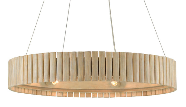 Currey and Company Tetterby Chandelier 9000-0646