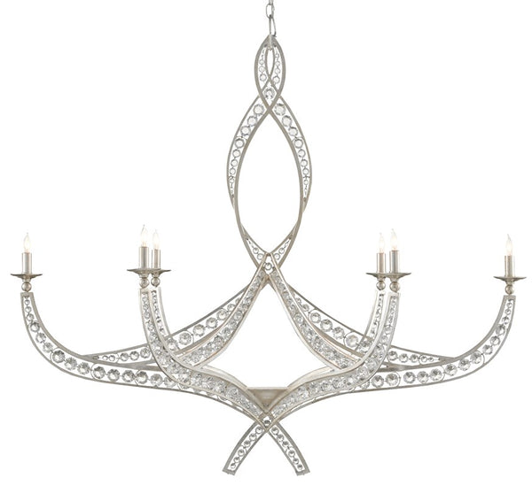 Currey and Company Firebird Chandelier 9000-0725