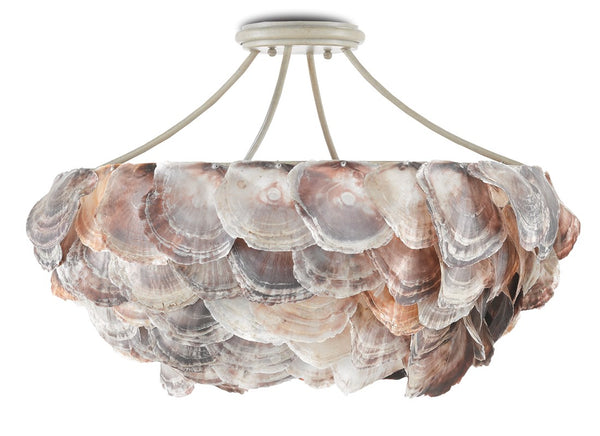 Currey and Company Seahouse Chandelier 9000-0755