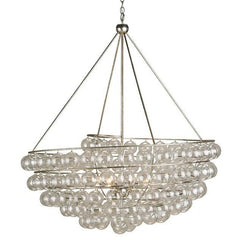 Currey and Company Stratosphere Chandelier 9002 - LOVECUP - 1