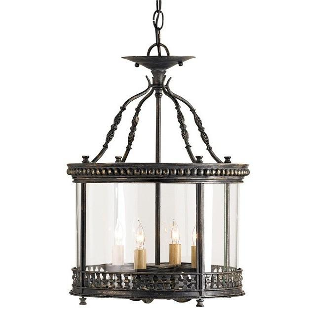 Currey and Company Grayson Ceiling Lantern 9045 - LOVECUP