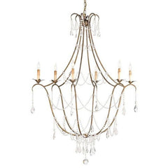Currey and Company Elizabeth Chandelier 9048 - LOVECUP