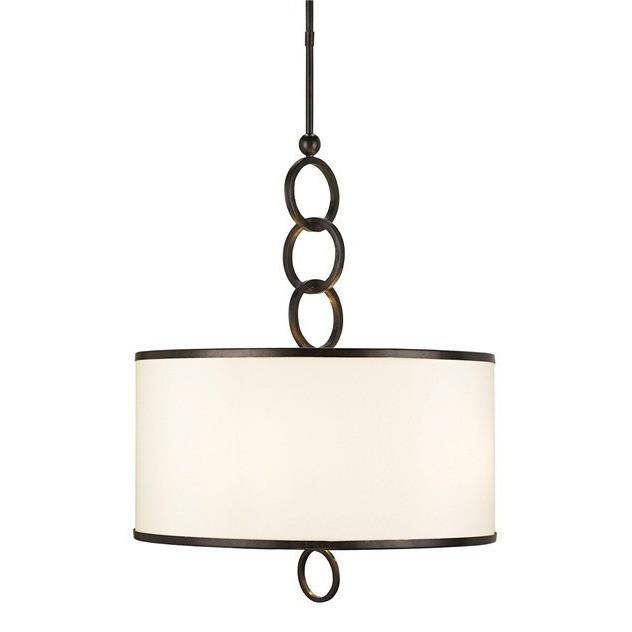 Currey and Company Brownlow Pendant, Large - LOVECUP