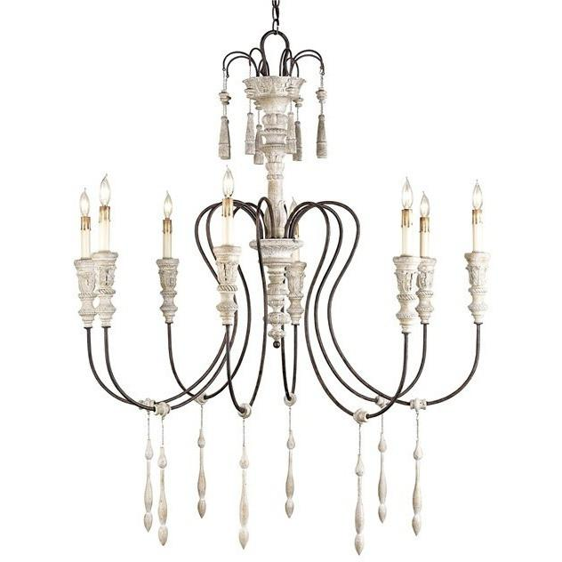 Currey and Company Hannah Chandelier, Medium - LOVECUP