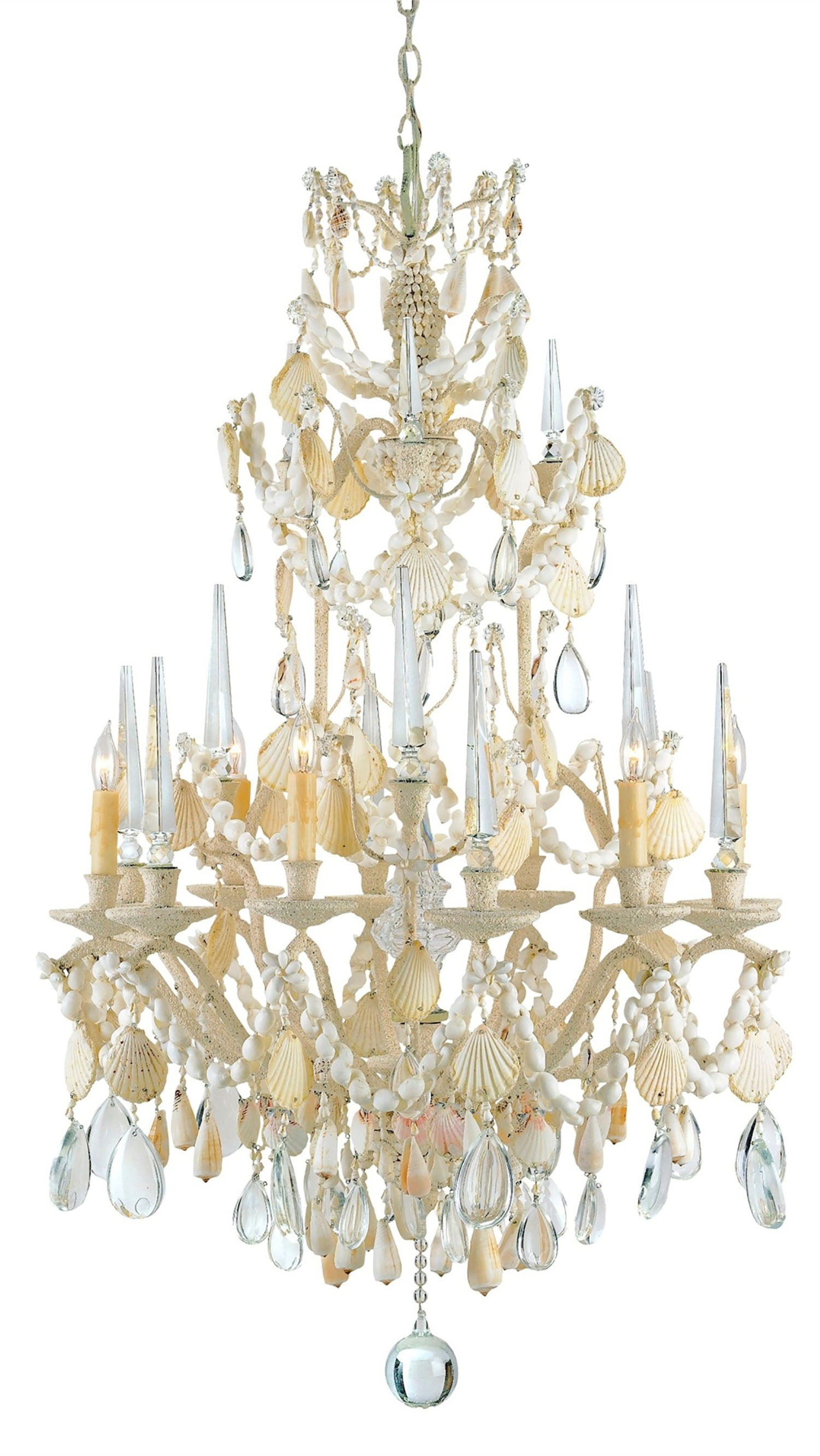 Currey and Company Buttermere Chandelier 9162 - LOVECUP