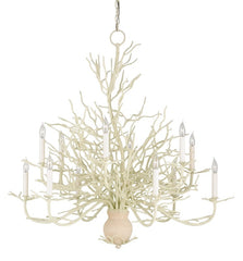 Currey and Company Seaward Chandelier, Large 9188