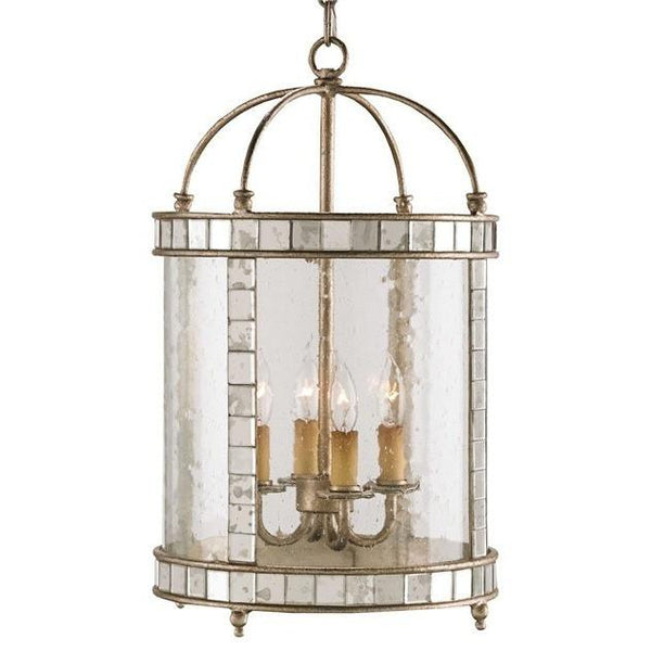 Currey and Company Corsica Lantern, Small 9229