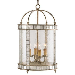Currey and Company Corsica Lantern, Small 9229 - LOVECUP - 1