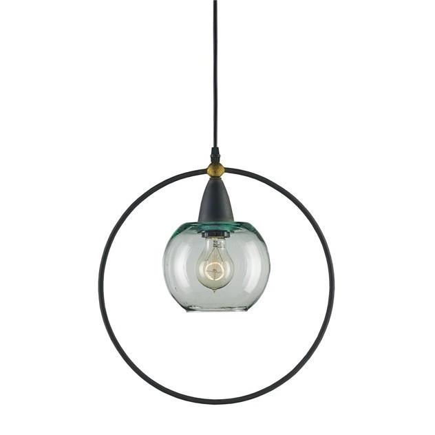 Currey and Company Moorsgate Pendant - LOVECUP