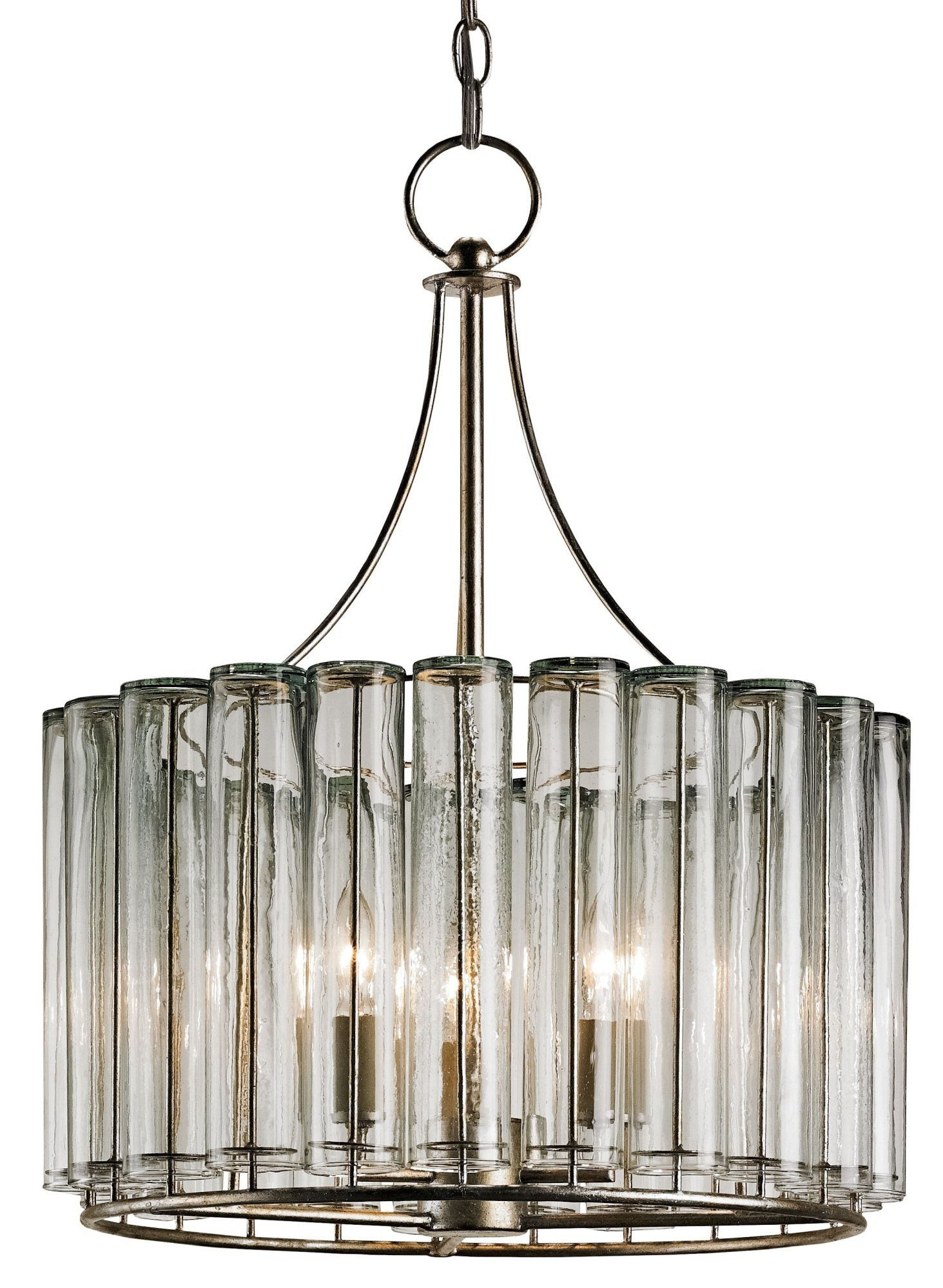 Currey and Company Bevilacqua Chandelier, Small 9293 - LOVECUP