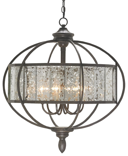 Currey and Company Florence Chandelier 9330