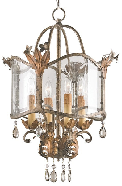 Currey and Company Zara Medium Lantern 9357