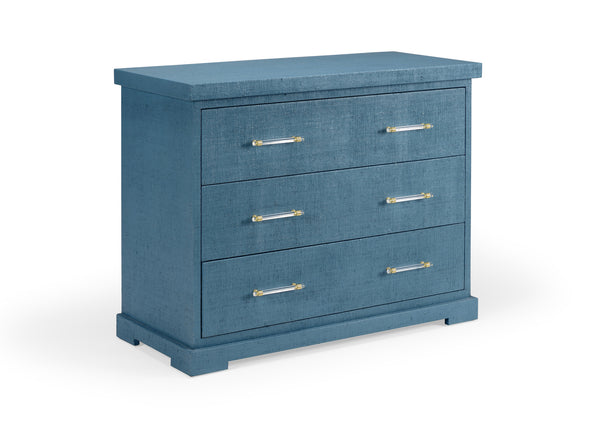 Shayla Copas Designs Clifton Side Chest - Blue 385014