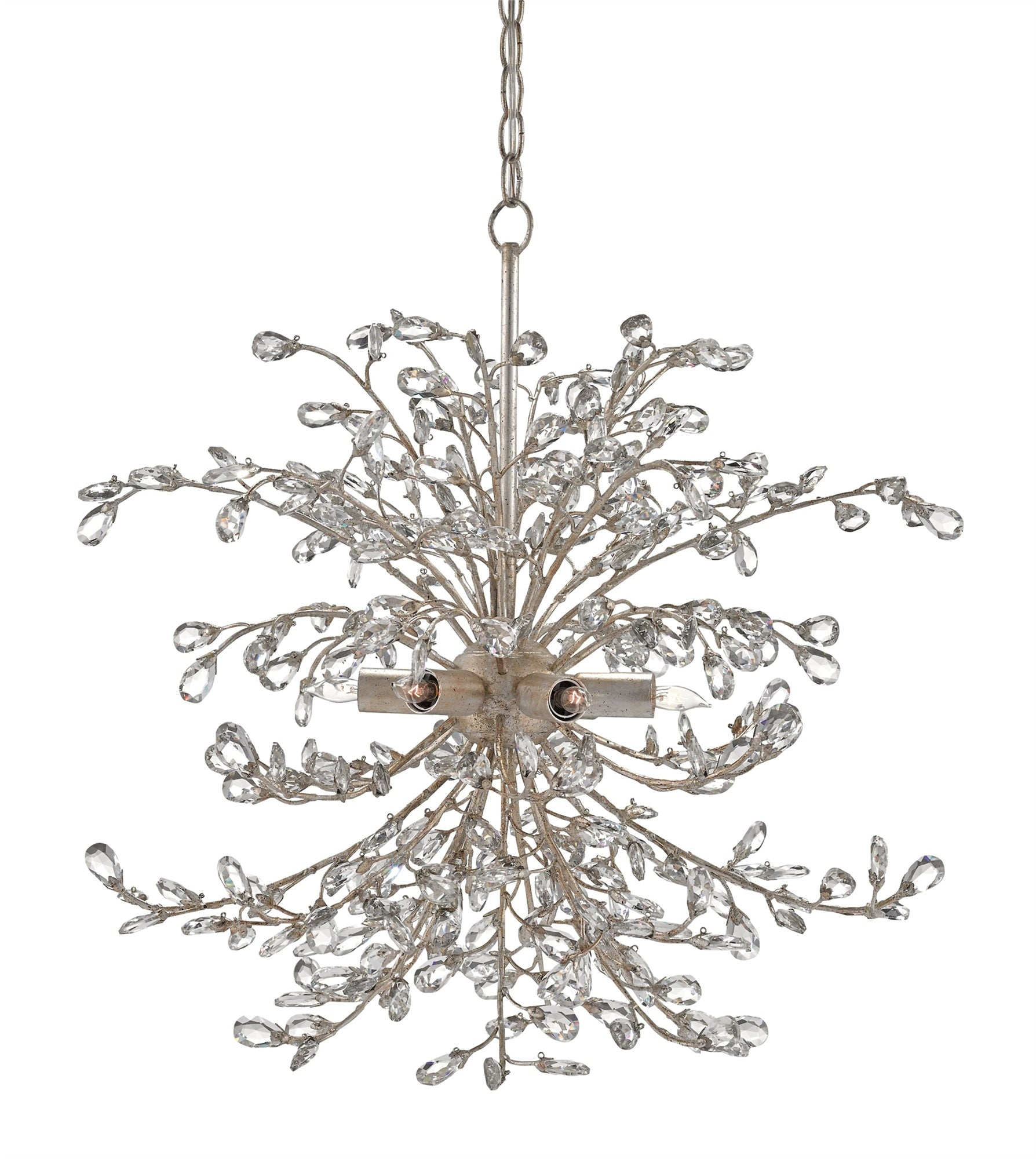 Currey and Company Tiara Chandelier 9439