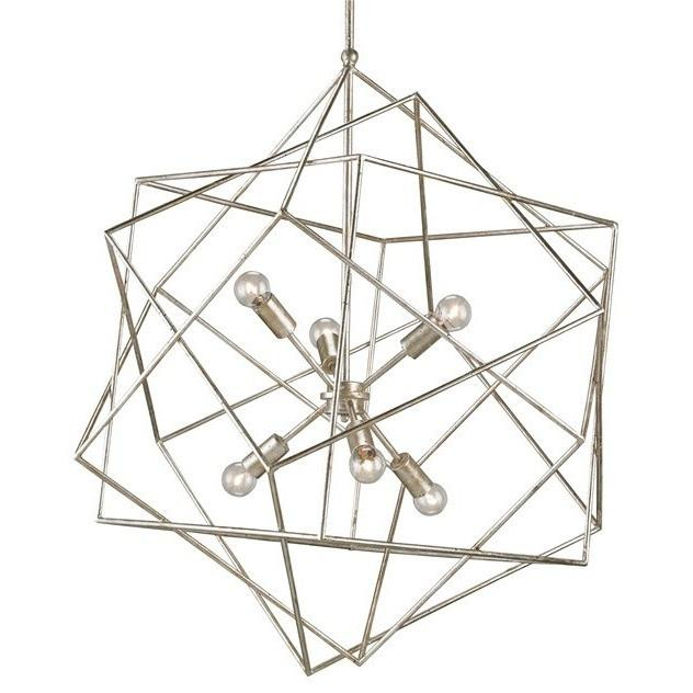 Currey and Company Aerial Chandelier 9455 - LOVECUP
