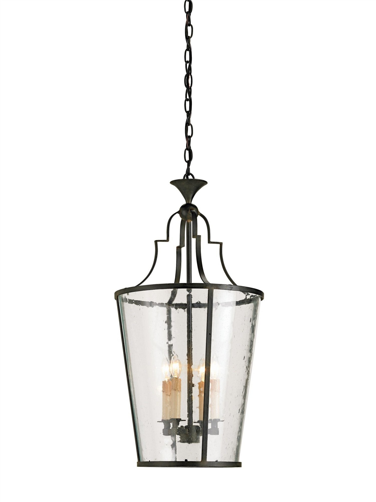 Currey and Company Fergus Lantern 9468 - LOVECUP