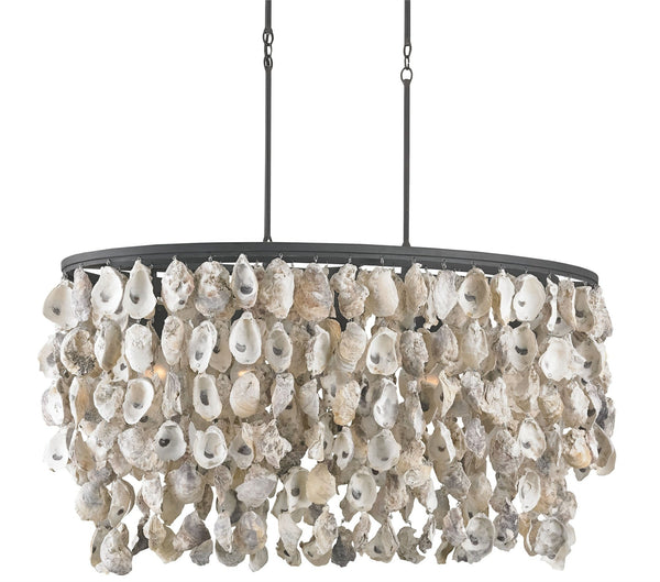 Currey and Company Stillwater Chandelier 9492