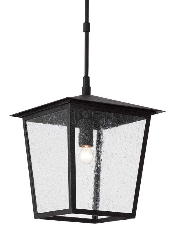 Currey and Company Bening Outdoor Lantern, Small 9500-0001